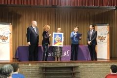 El ganador de Asturias XXXVIII Edición con las Autoridades