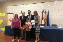 El ganador de Castilla la Mancha XXXVIII Edición y Autoridades