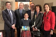 La Ganadora de Castilla y León, Edición XXXVIII con las Autoridades