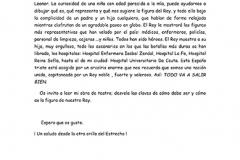 Ceuta 2021, redacción del trabajo ganador