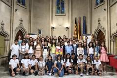 Baleares, XXXVIII Edición, grupo de finalistas
