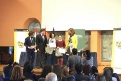 Finalistas de Rioja XXXXVIII Edición con las Autoridades
